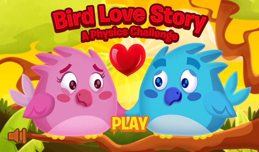 Bird Love Story