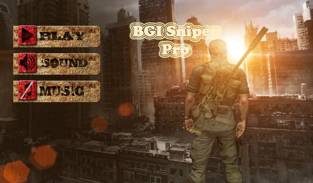 BGI Sniper Pro