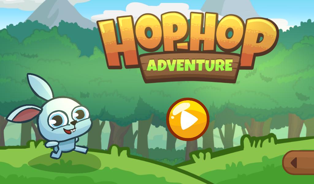 Hop Hop Rabbi...