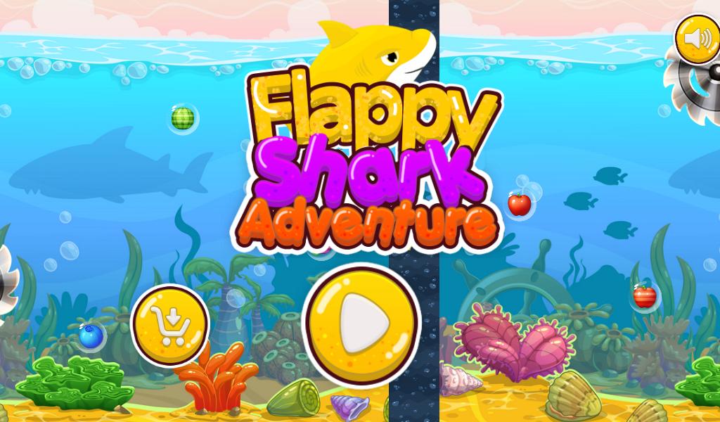 Flappy Shark ...