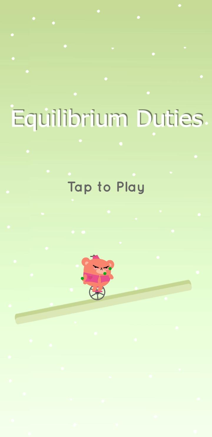 Equilibrium D...